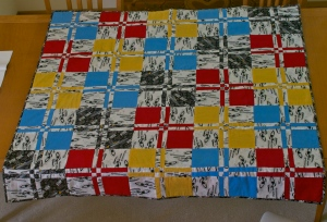 Quilt #5 is alive!