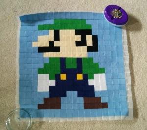 Issa' Luigi!