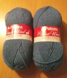 Pattons Classic Wool in Denim