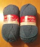 Pattons Classic Wool in Denim
