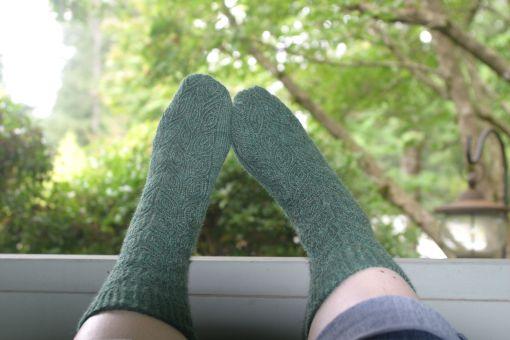 Socks of Grand Experience