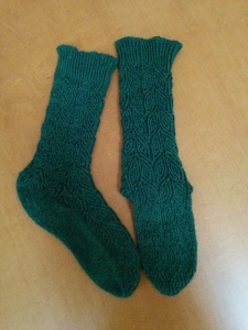 Second Sock Syndrome.... it was hard but I managed to overcome it!