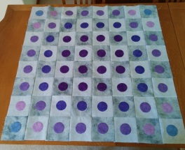 The Central Panel of the Chess Quilt
