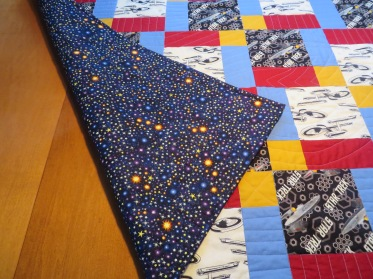 A field of stars to navigate by