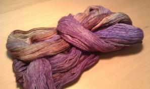 In yarn