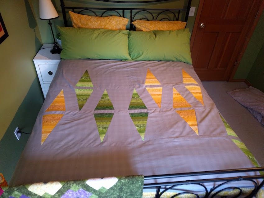 Guest Quilt Top